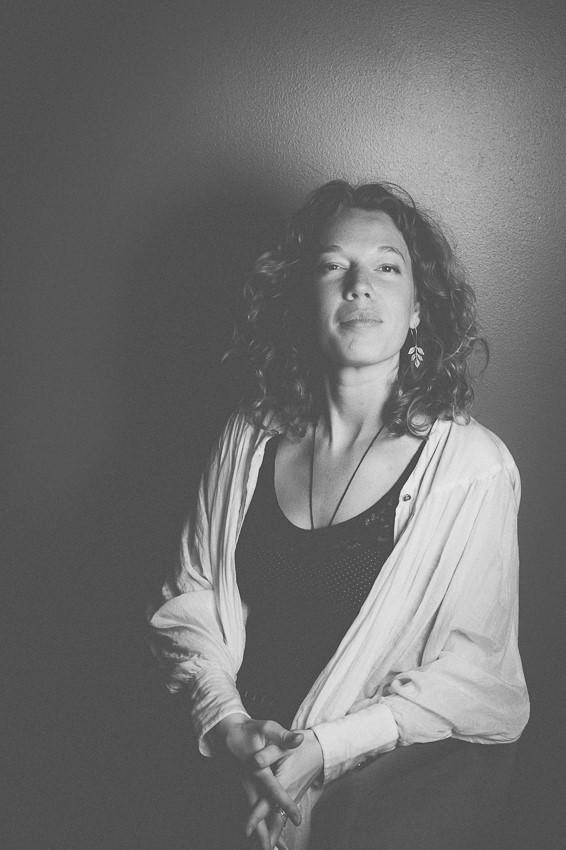 Porträtt av Ida Öhnell