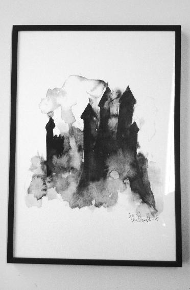 Dimhölje slott